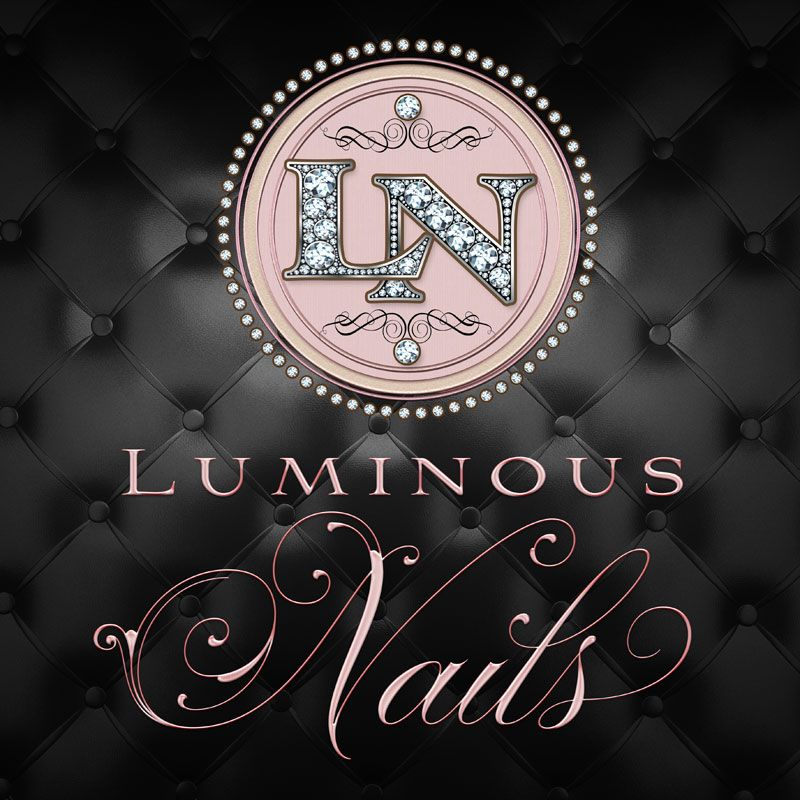 Nail Salon Logo Ideas@ | Treat your Feet | Pinterest | Luminous ...