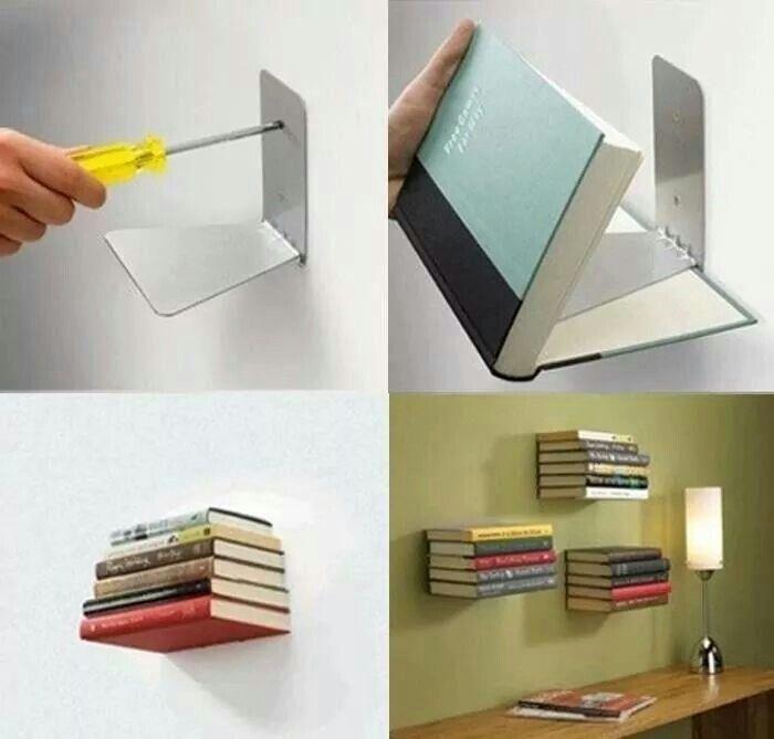 Libreria a scomparsa | librerie | Arredamento, Design di ...