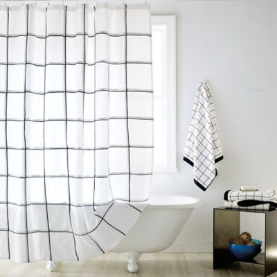 Dkny tompkins square shower curtain also trendy curtains that will have you wanting to update your rh pinterest