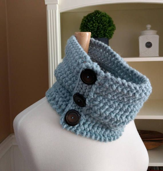 Cowl Knitting Pattern - Winter Lace Cowl - two styles ...