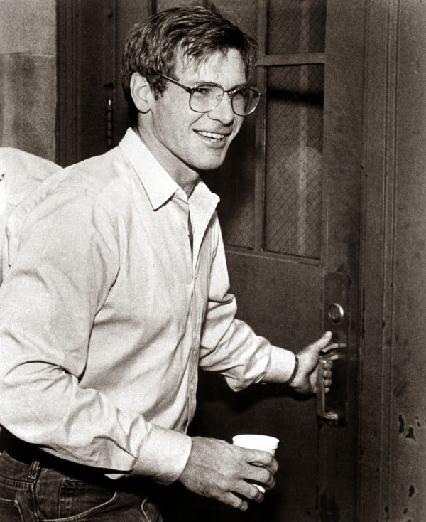 Harrison Ford With Images Harrison Ford Young Harrison Ford