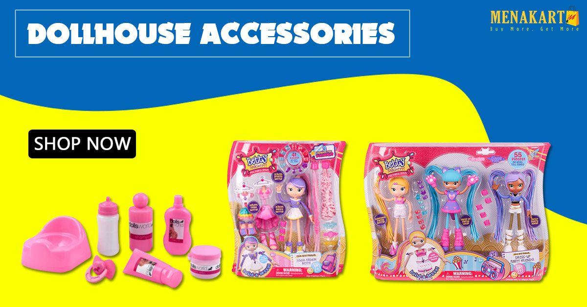 Shop For Dolls Online Accessories Online Kids Baby Dollhouse