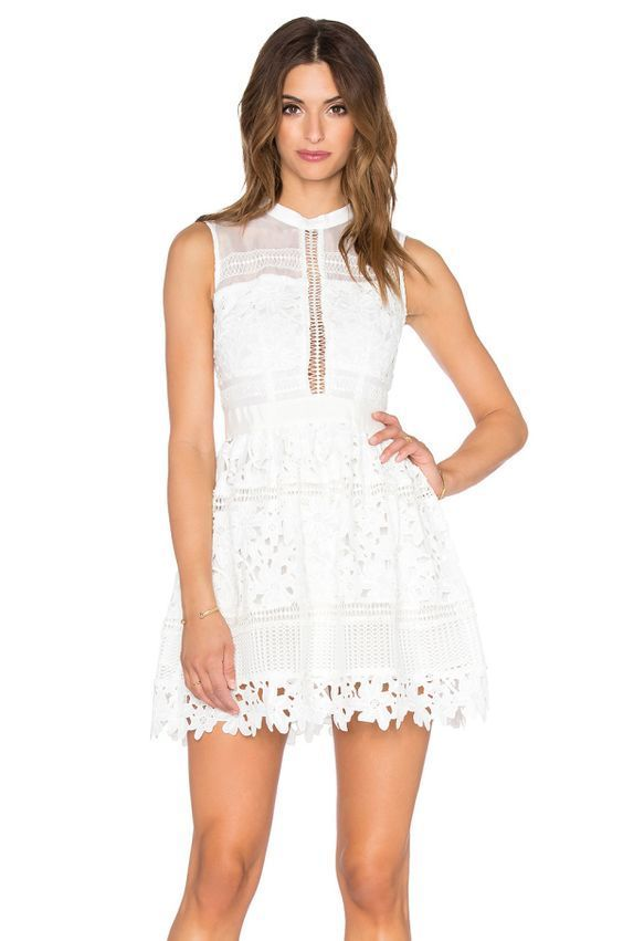 Lovely Lace Dresses To Add To Your Spring Shopping List