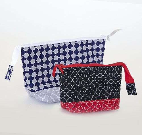 Mini Quatrefoil by The RBD Designers for Riley Blake Designs   A Bag ...