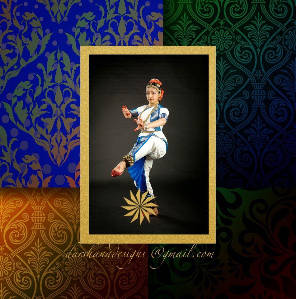 Darshanadesigns Arangetram Guest Signing Book & Photobook Templates