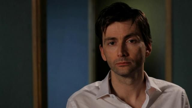 David Tennant reciting a sonnet (in his actual, Scottish accent).  shivers