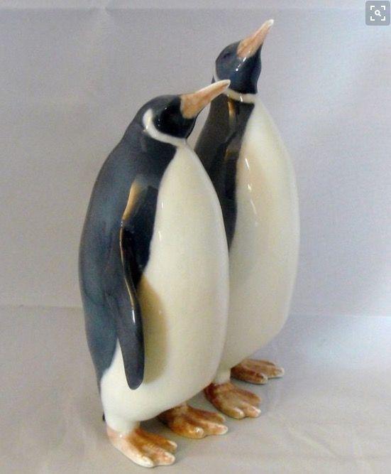 Royal Copenhagen Porcelain Penguins Penguins Royal Copenhagen Porcelain Porcelain Dolls Value