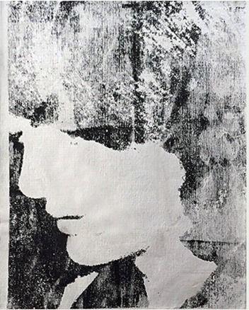 Silver Jackie   Andy Warhol, Silver Jackie (1964)