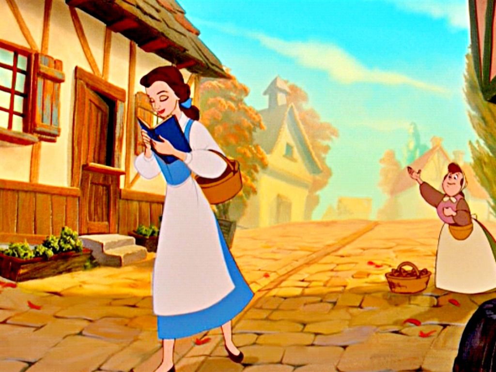 Best Belle Only Real Book Worms Can Walk And Read At The Same 400 x 300