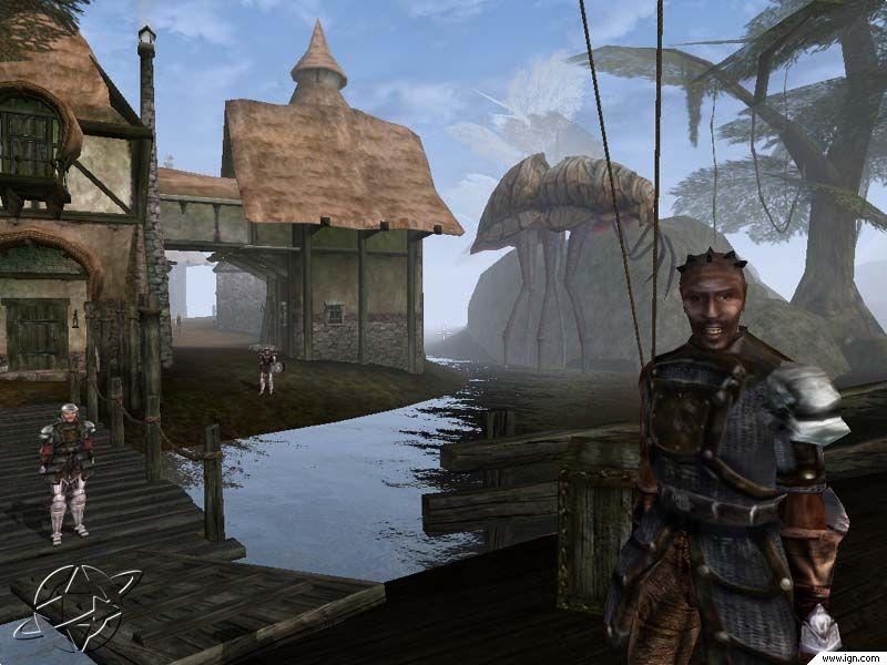 Torrent Скачать Morrowind - фото 3