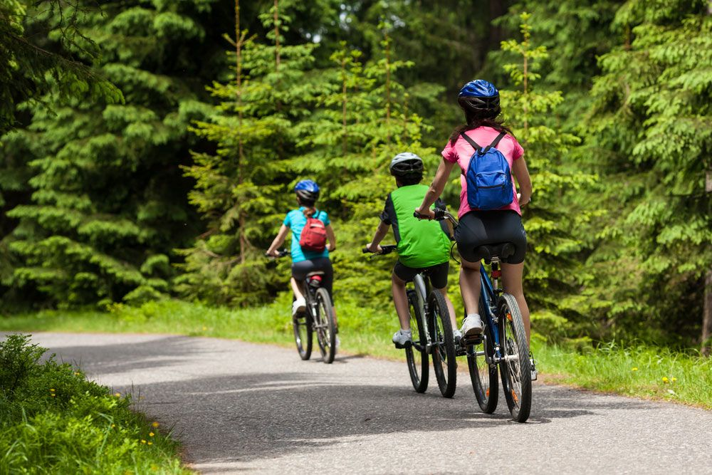 Cycling is fast-becoming one of the most popular activities in the UK. More people are getting pedalling than ever before, with over two million people now cycling at least once a week. Not only is cy