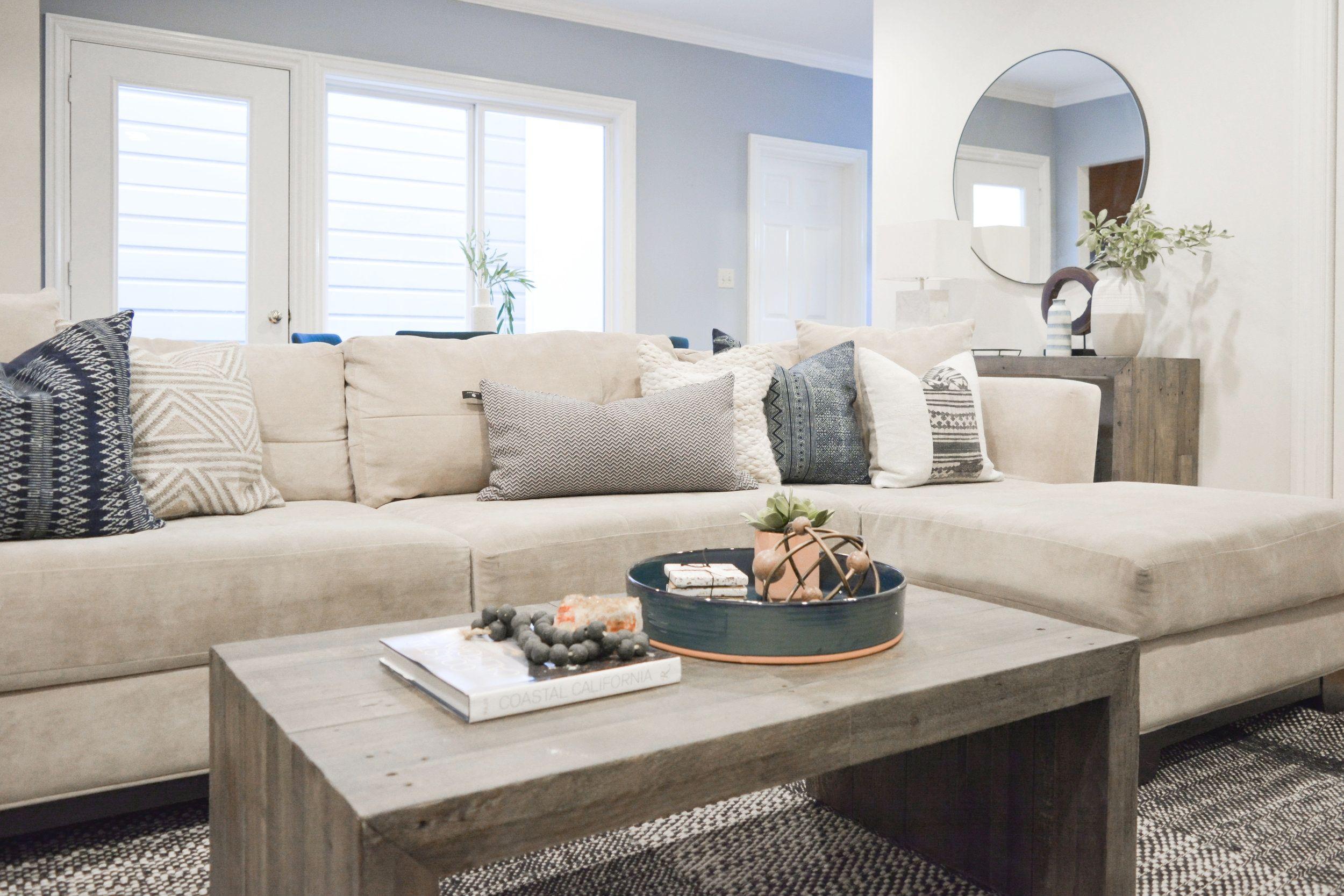 Angela Grace Design Judah Living Room And Dining San Francisco Sf Bay Area Interior Designer Decorator