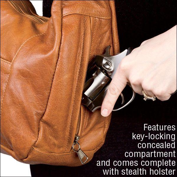 American Hobo Concealed Carry Handbag