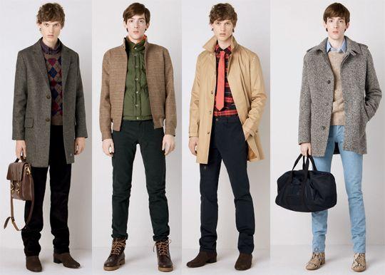 How to dress parisian style men