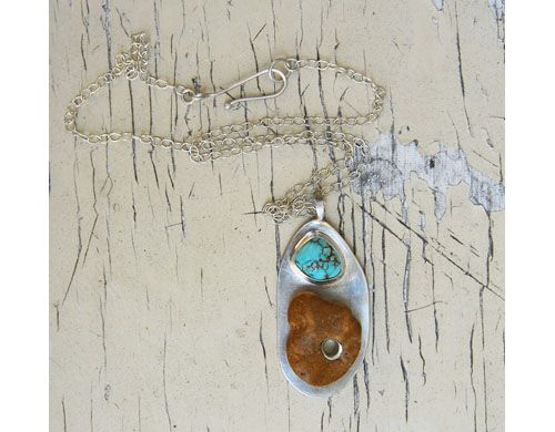Another World Necklace  b.mookié
