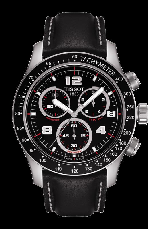 4e9d48a8f01 Tissot V8 Mens Watch T0394171605700 sale
