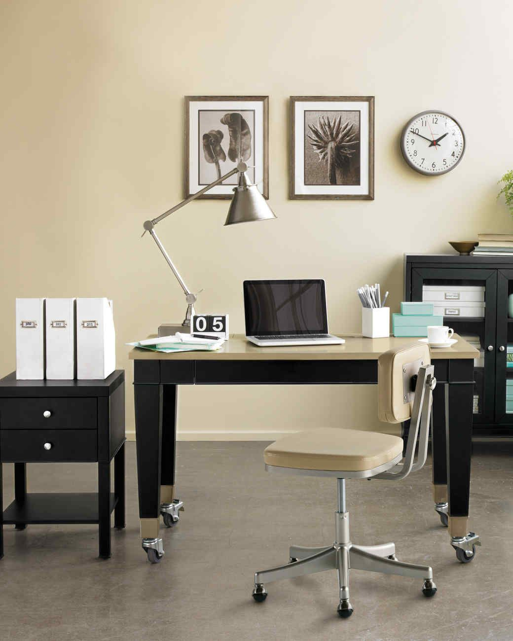 Martha Stewart Office Desk - Executive Home Office Furniture Check ...