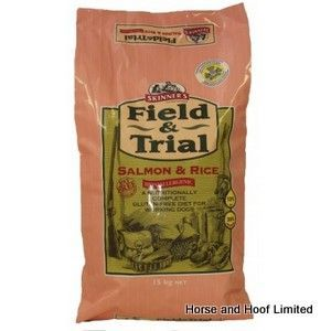 Skinners Field \u0026 Trial Salmon \u0026 Rice