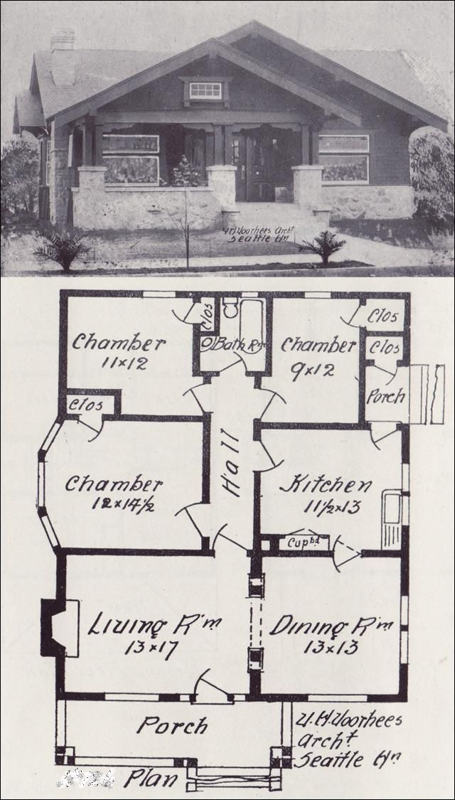 free early 1900 house blueprint plans con im 225 genes casas