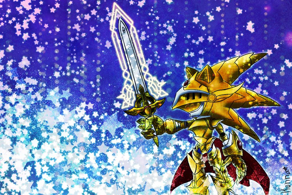 Excalibur Sonic Sonic Hedgehog Art Sonic Fan Art