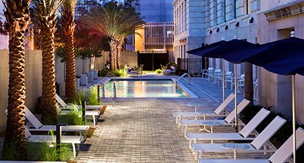 Hotel Activities Services And Facilities In Tampa Florida Le