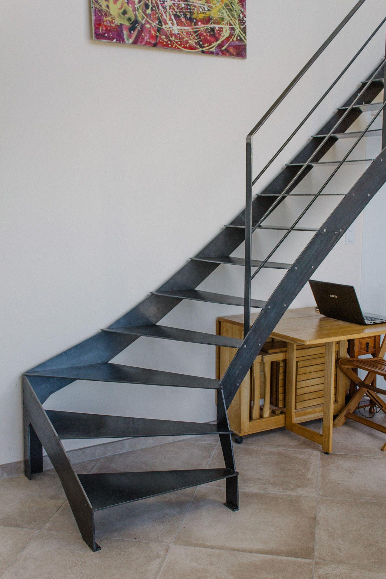 Escalier En Kit Sur Mesure Pensez Autrement L Escalier En 2019