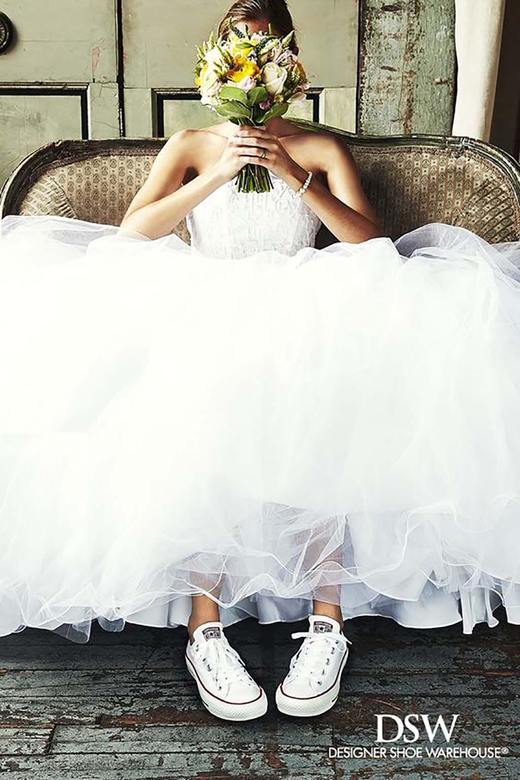 Vestidos de novia para tenis