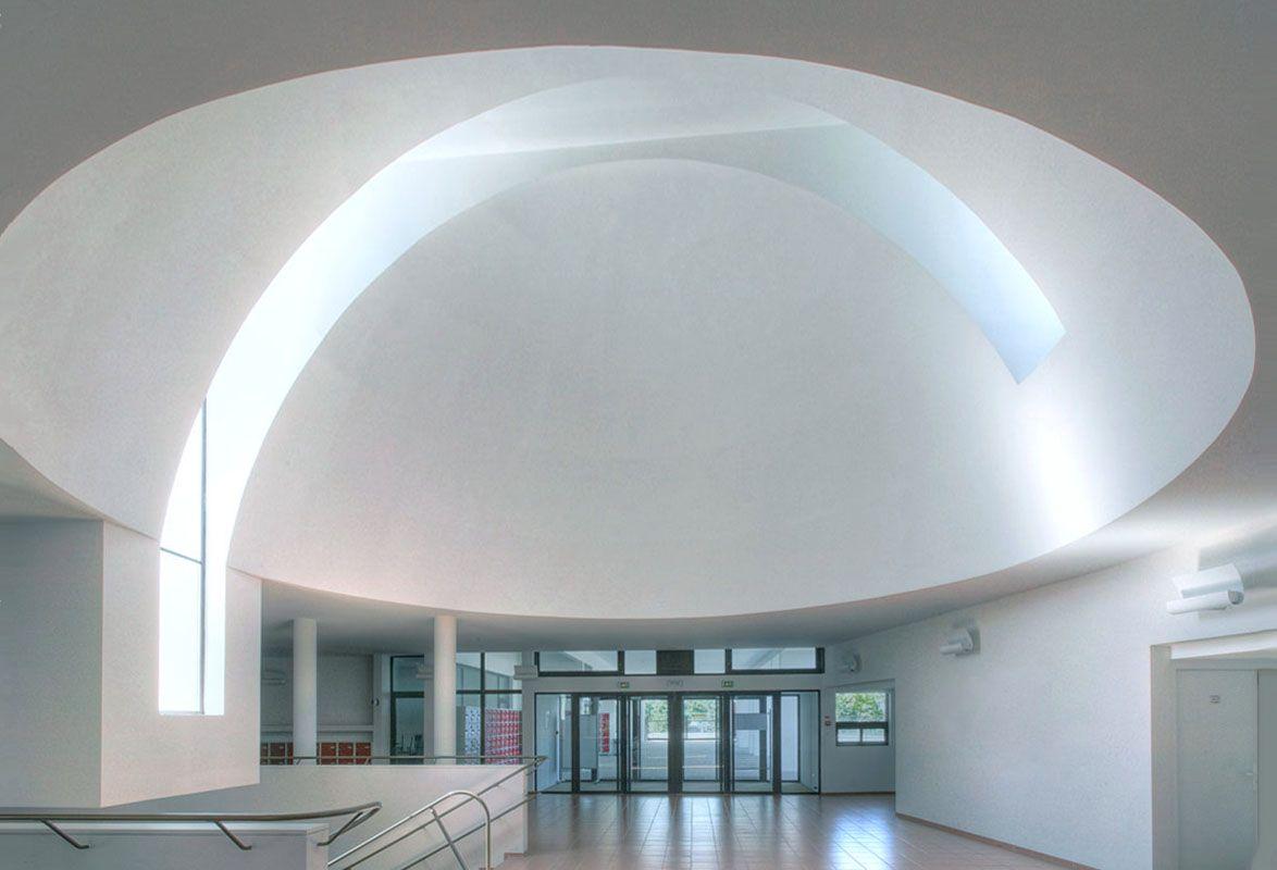 College Montaigu Emmanuelle Et Laurent Beaudouin Architecte College Architecture