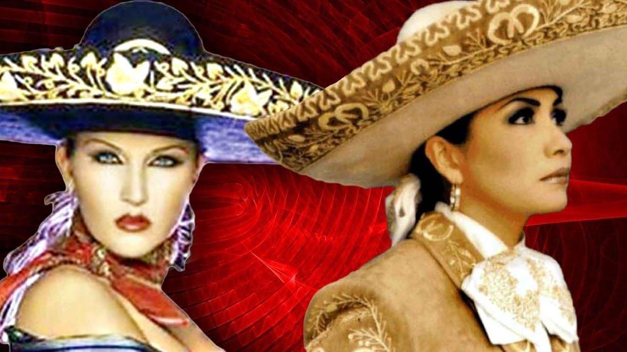 Alicia Villarreal Ana Gabriel Exitos Mariachi Con Imagenes