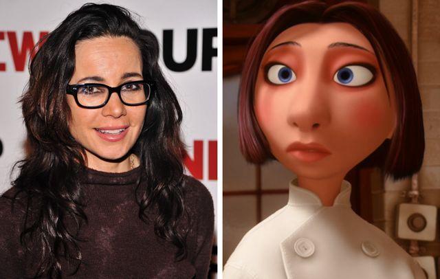 Colette Tatou from Ratatouille, Janeane Garofalo   Pixar ...