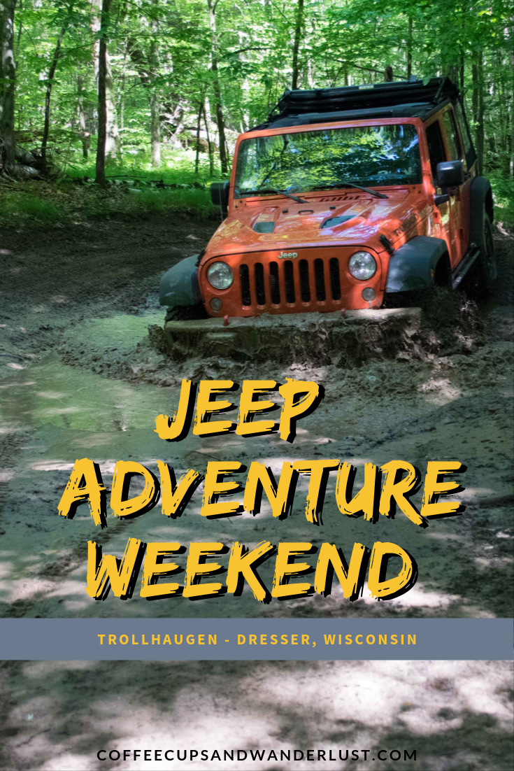 Park Jeep Off Road Adventure Weekend In Dresser Wi Off Road