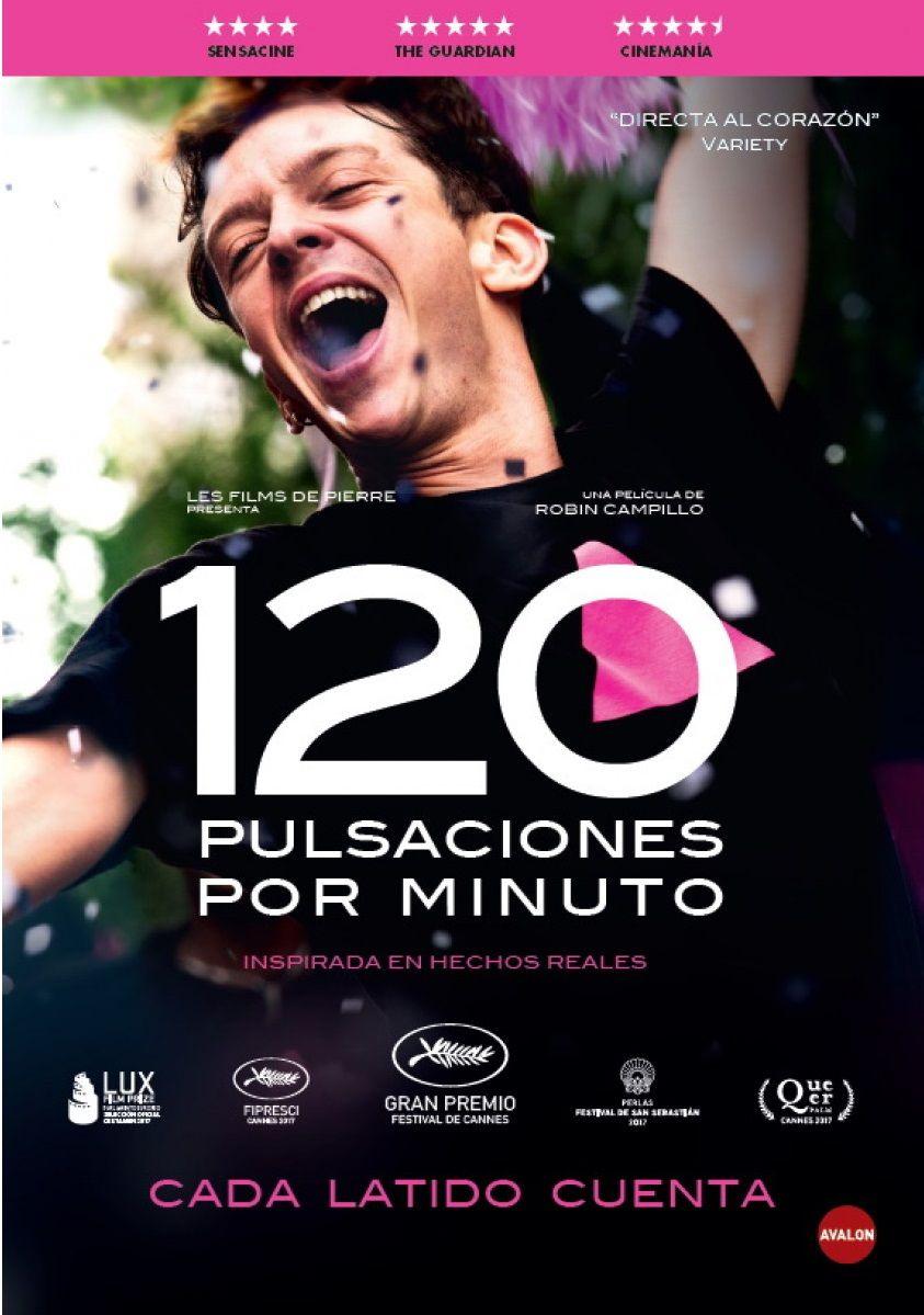 120 Pulsaciones Por Minuto Robin Campillo Robin Peliculas Dvd