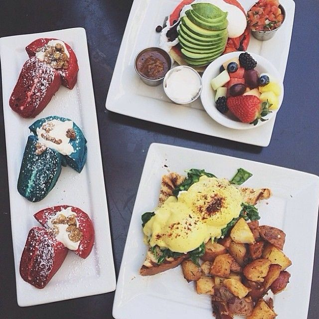 10 Spots For The Best Brunch In Los Angeles Every Angeleno