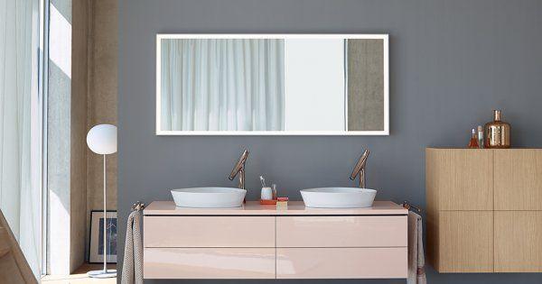 Meuble de salle de bains  20 nouveautés qui ont tout bon - salle de bains design photos