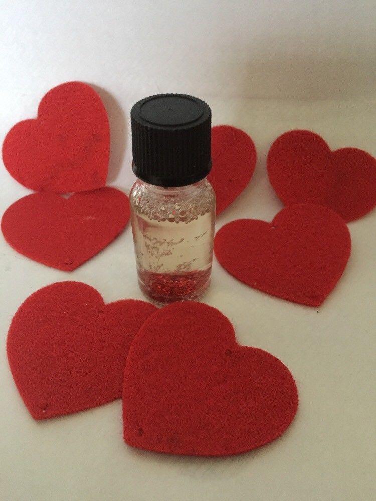 Four Covens Love Spell Extreme Attraction Witches Love Oil