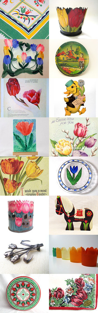 Tulips EPSTEAM by Wendi Peterson on Etsy--Pinned with TreasuryPin.com