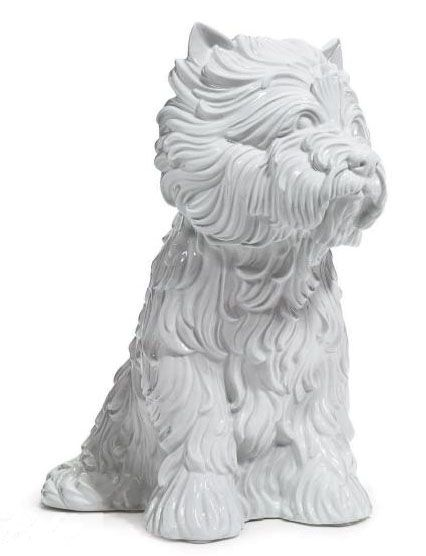 Jeff Koons Puppy Vase Sigh Covet Pinterest Jeff Koons Art