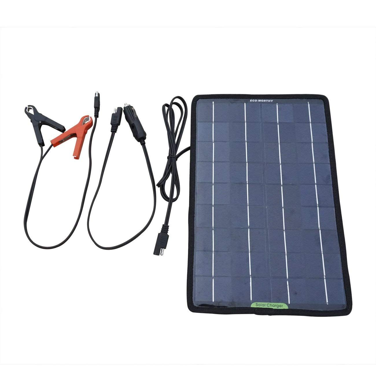 ECOWORTHY 12 Volts 10 Watts Portable Power