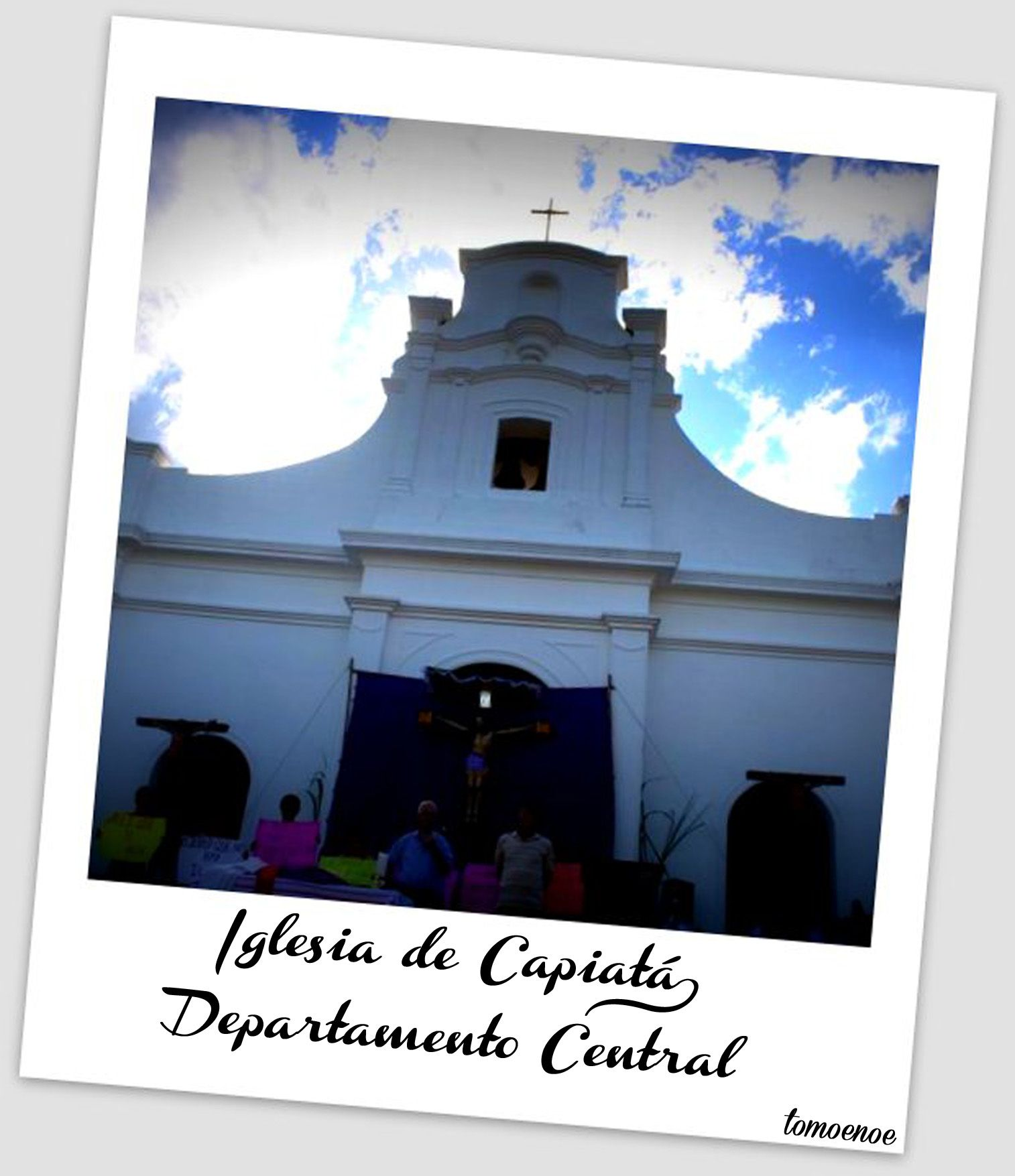 Iglesia de Capiatá Departamento Central