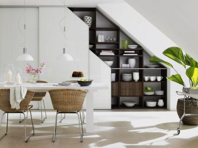 schrankplanung individuelle l sungen f r alle f lle pinterest schr ge w nde schr g und. Black Bedroom Furniture Sets. Home Design Ideas