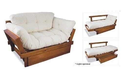 Marcos de acero para sillones de madera buscar con for Sillones de madera reciclada