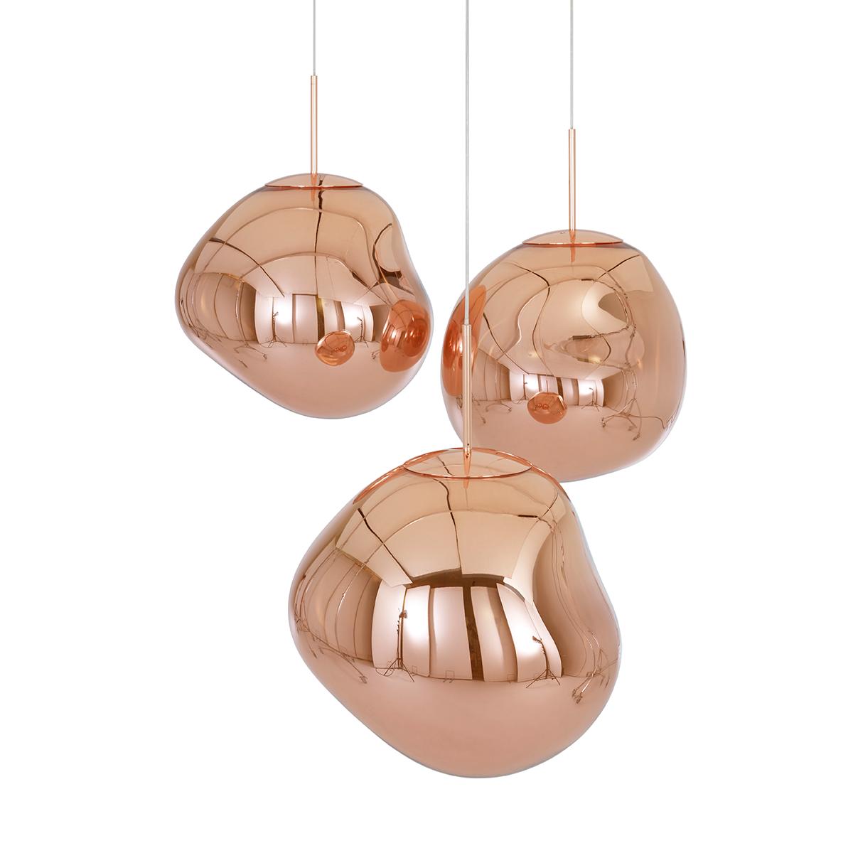 Tom Dixon Melt Standard Suspension Lamp 熔岩 前衛 吊燈 標準版 ...