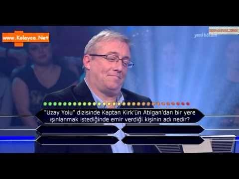 Kim milyoner olmak ister 19 kasım 2014 Bedi Durman 397. bölüm