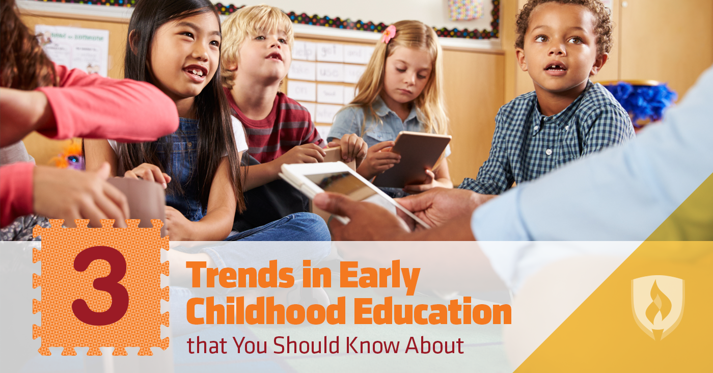 The Benefits Of Early Childhood Education Are Lifelong For All