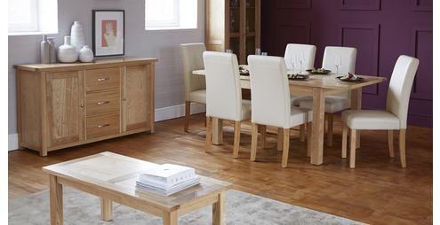Aston Cream Dining Chair