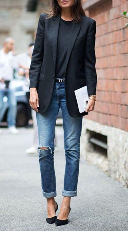 Photo of How-to-Wear-kjæreste-Jeas-svart-blazer-pluss-clutch-plus-top-plus-hæler-1.jpg (7 …