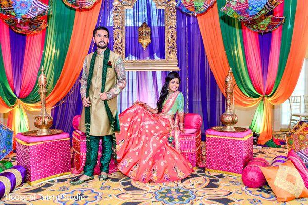 Edison Nj Indian Wedding By House Of Talent Studio Post 8174 Umbrella Decorations Umbrella Wedding Indian Bridal Shower