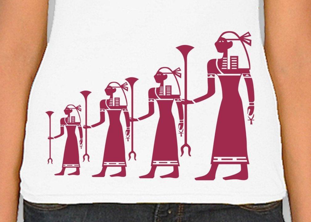 Egyptian T- Shirt Pharaoh, Cleopatra