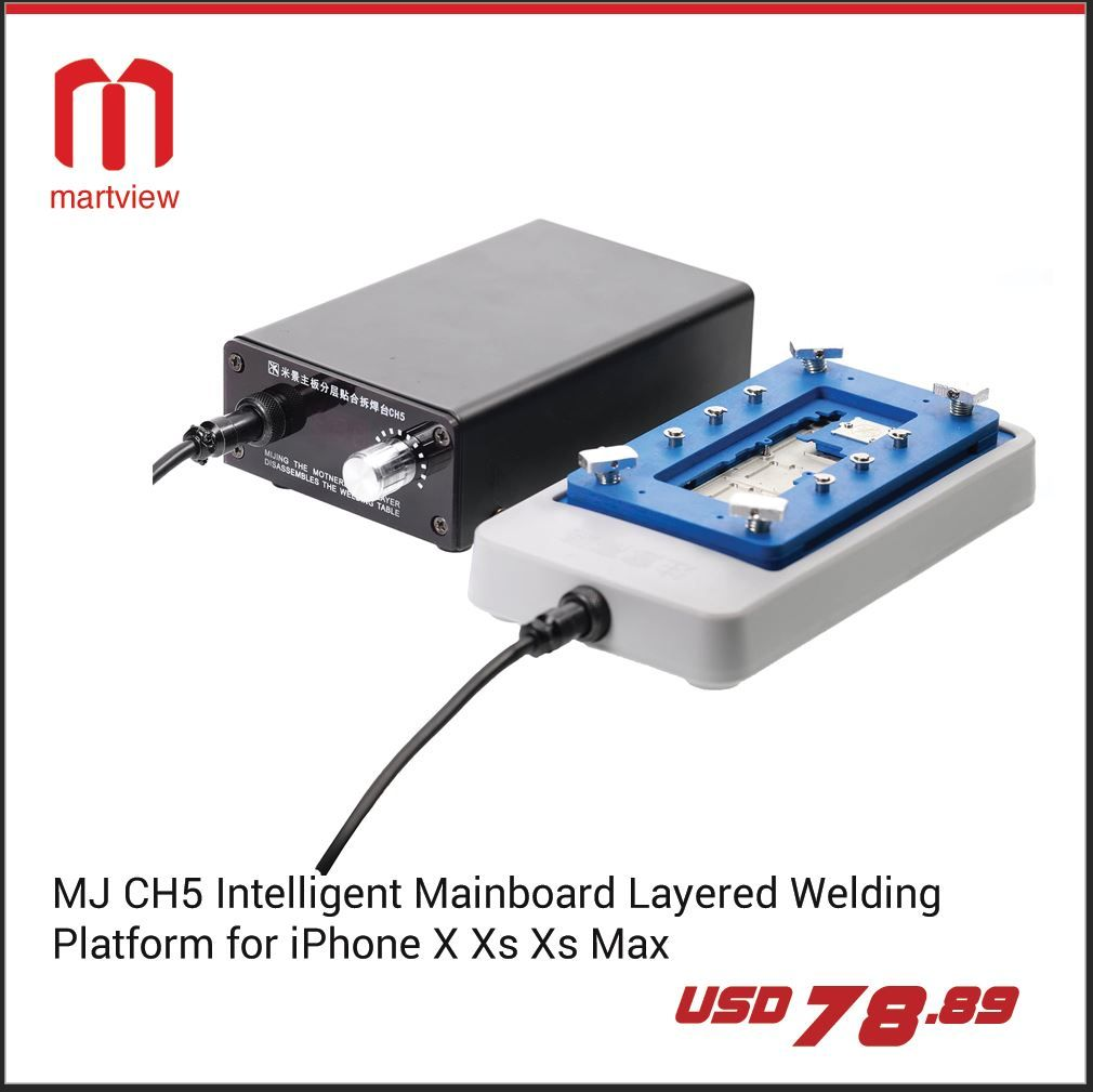 MJ CH5 Intelligent Mainboard Layered Welding Platform for