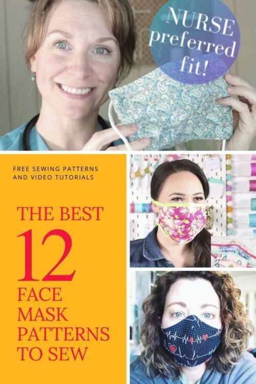 Photo of How to sew a fabric face mask – Sew Modern Bags – Masque